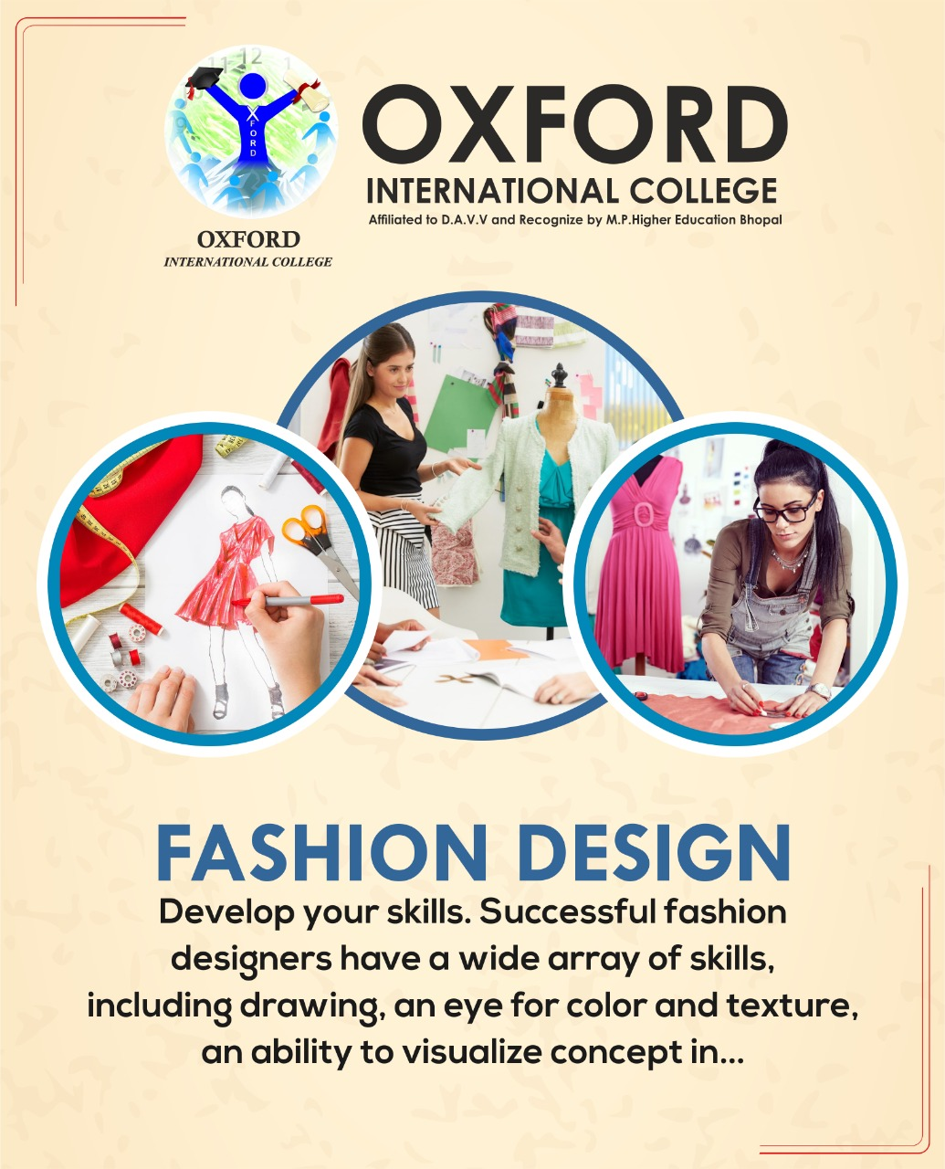 Fashion Designing Oxford International College